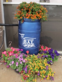 Galveston bay barrel