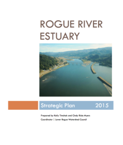 2015 Rogue Estuary Strategic Plan