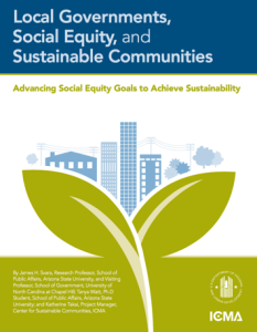 Advancing Social Equity