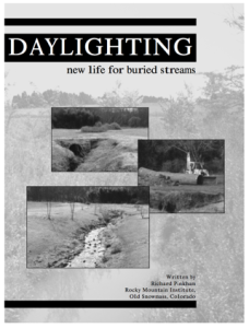 Daylighting_New Life for Buried Streams