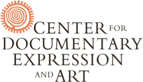 CEenter for Documentary Expression and Art logo